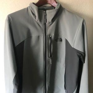 North Face light coat